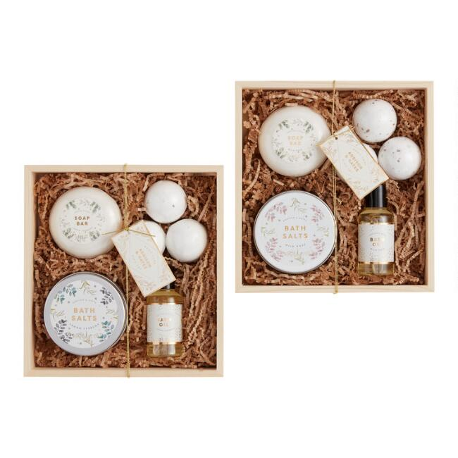 A&G Large Bath and Shower Gift Box