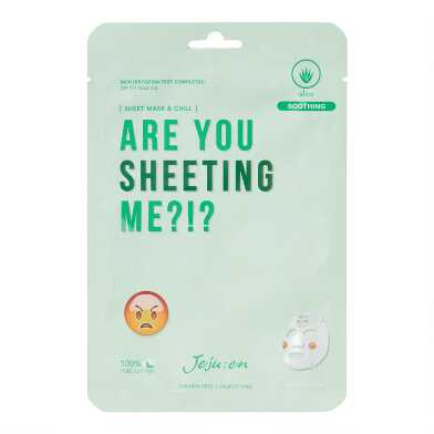 Are You Sheeting Me Korean Beauty Face Mask Set of 2