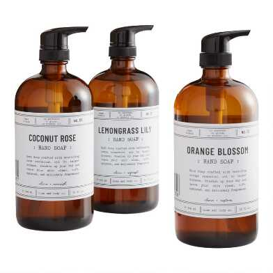 Soak and Wash Liquid Hand Soap