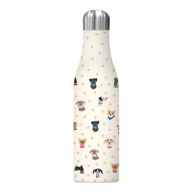 Studio Oh Doggone Insulated Stainless Steel Water Bottle