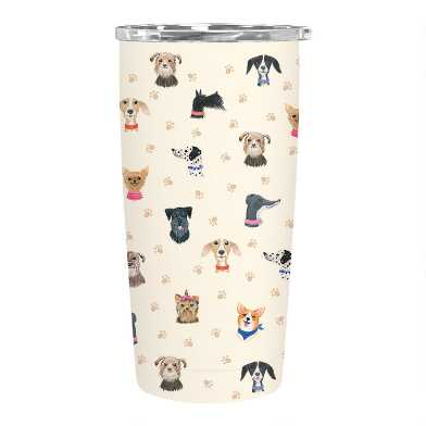 Studio Oh Doggone Insulated Stainless Steel Tumbler
