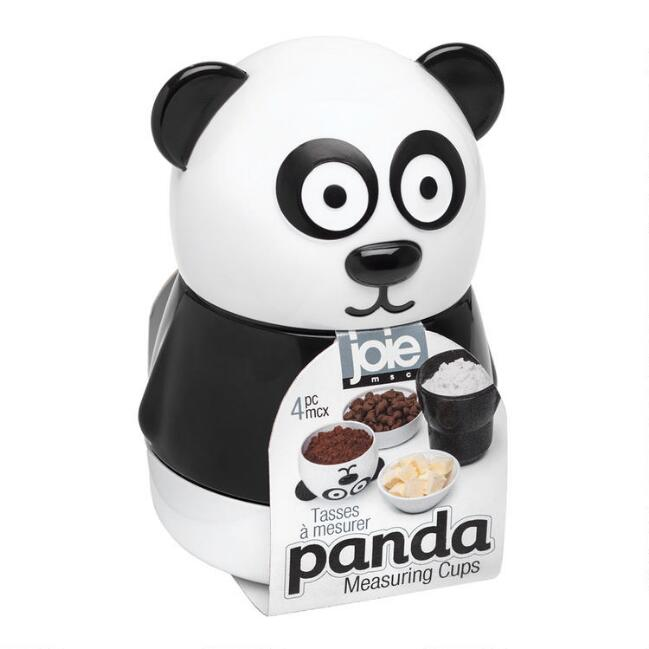 Joie Panda Stacking Measuring Cup Set