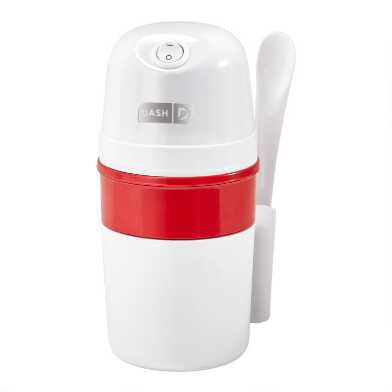 Dash Red My Pint Ice Cream Maker