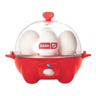 Dash Red Rapid Egg Cooker
