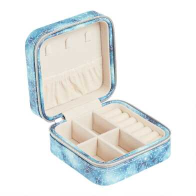Celestial Travel Jewelry Box
