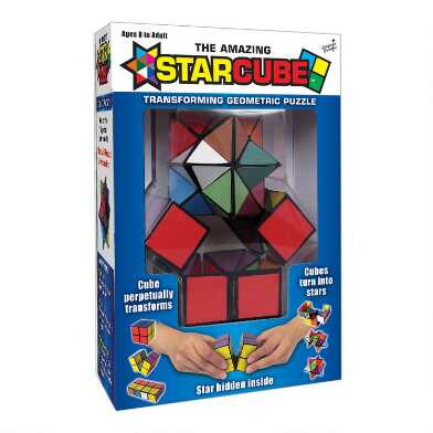 California Creations The Amazing Star Cube Puzzle