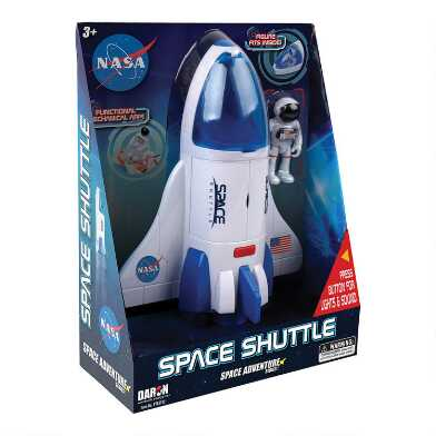 Daron Space Adventure Series NASA Space Shuttle