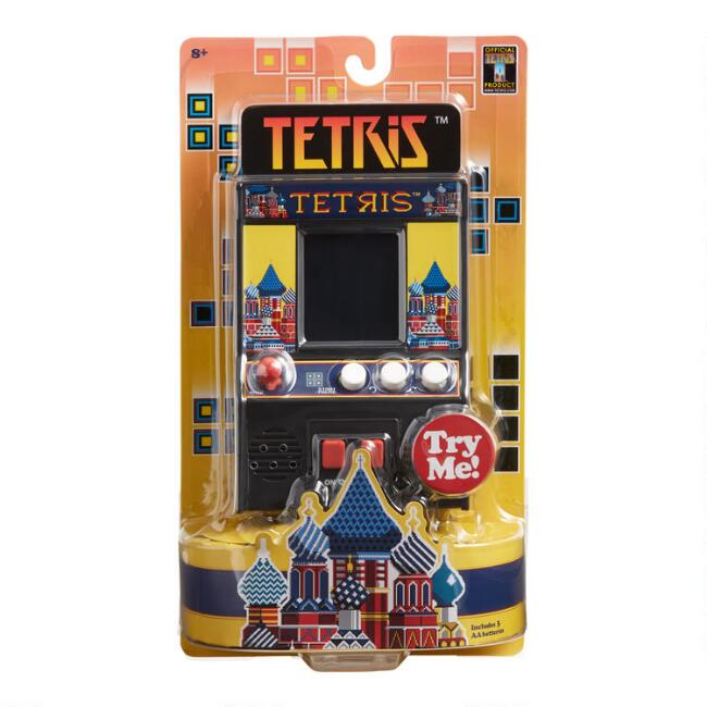 Tetris Mini Arcade Game