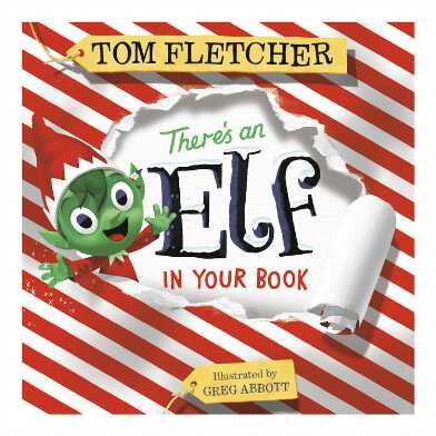 There's an Elf in Your Book Picture Book