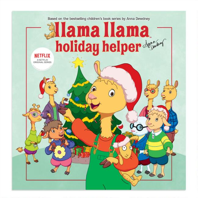 Llama Llama Holiday Helper Book