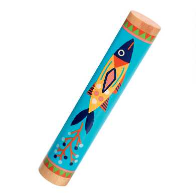 Djeco Animambo Rainstick Musical Toy