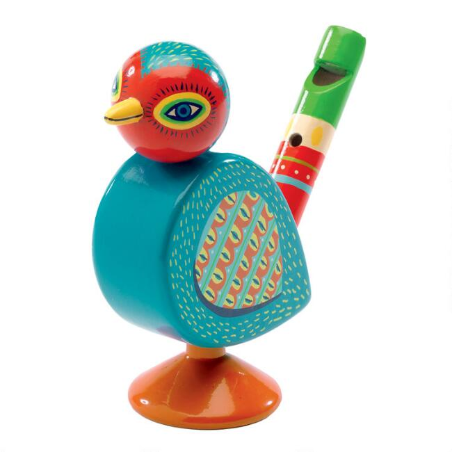 Djeco Animambo Bird Whistle Musical Toy