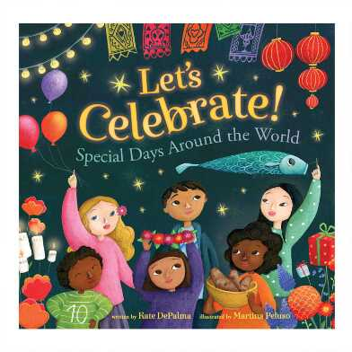 Barefoot Books Let's Celebrate Special Days Around the World