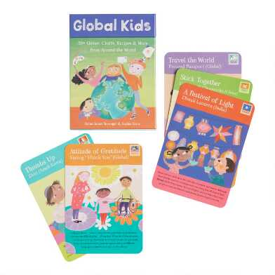 Barefoot Books Global Kids Activity Pack