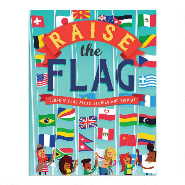 Raise the Flag Trivia Book