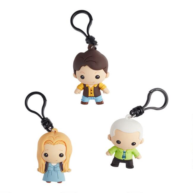 Friends Collectible Bag Clip Blind Pack