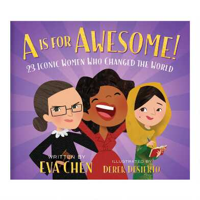 A is for Awesome Board Book
