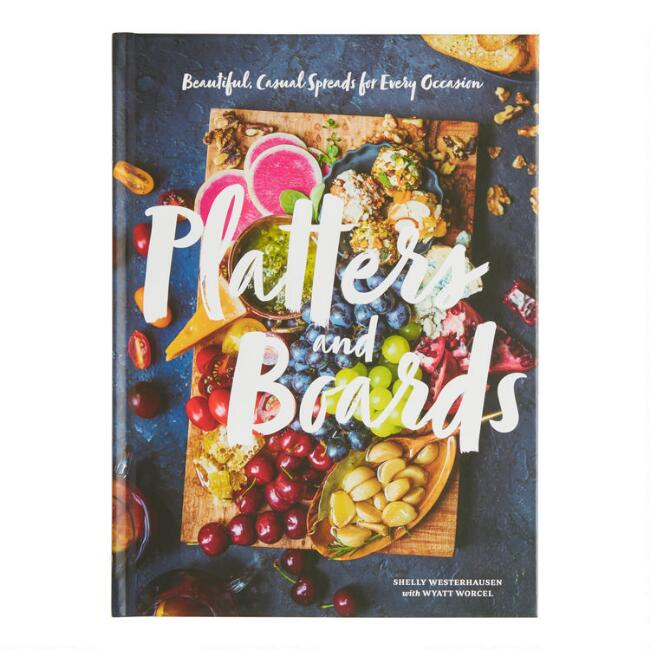 Platters and Boards Book