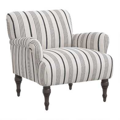 Print Westerly Upholstered Chair