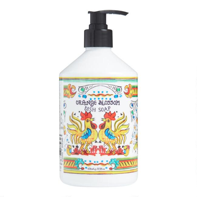 22 Oz. Deruta Orange Blossom Dish Soap