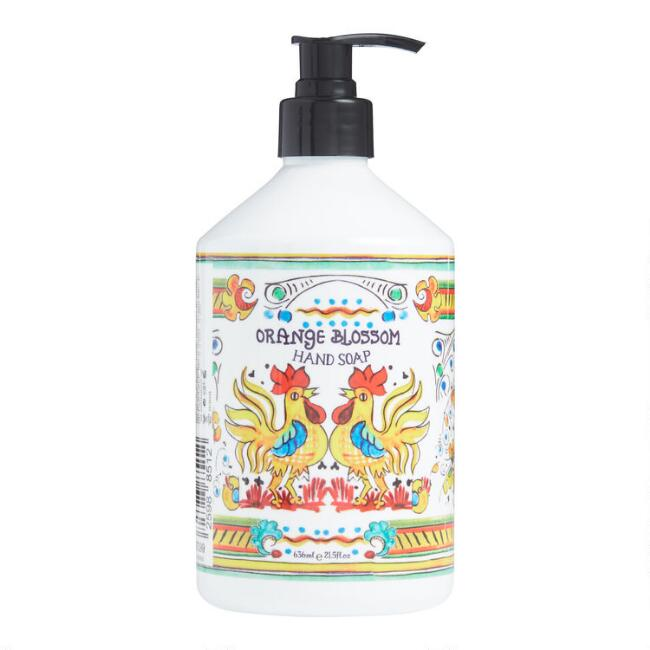 20 Oz. Deruta Orange Blossom Liquid Hand Soap