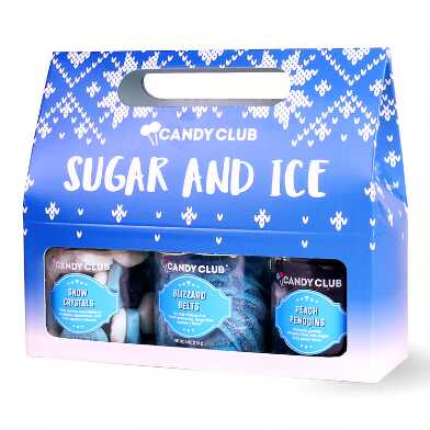 Candy Club Sugar And Ice Candy Gift Set 3 Pack