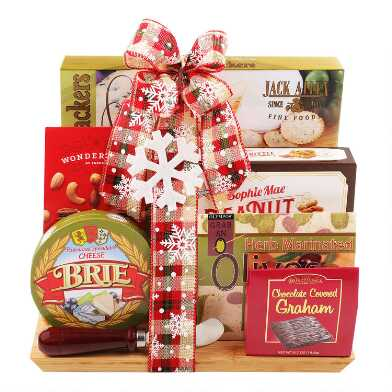 Cutting Board Holiday Gift Set