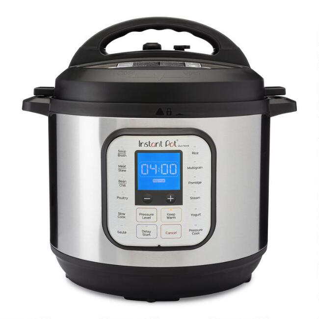 6 Qt. Instant Pot Duo Nova 7 In 1 Multi Use Pressure Cooker