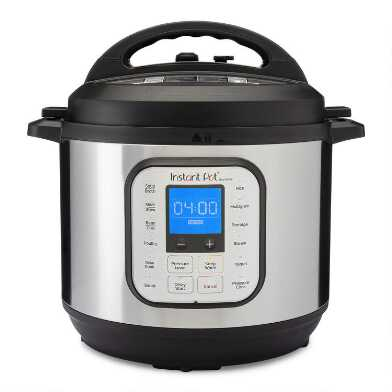 8 Qt. Instant Pot Duo Nova 7 In 1 Multi Use Pressure Cooker