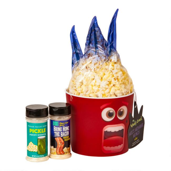 Wabash Valley Farms Moe's Mohawk Popcorn Gift Set