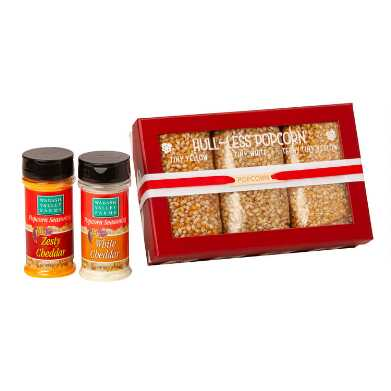 Wabash Valley Farms Hull-less Popcorn Gift Set