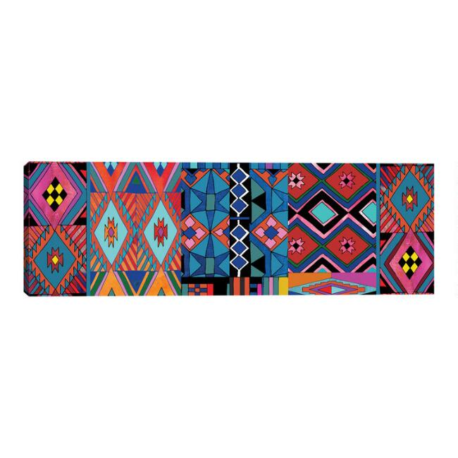 Tribal By Nikki Chu Canvas Wall Art