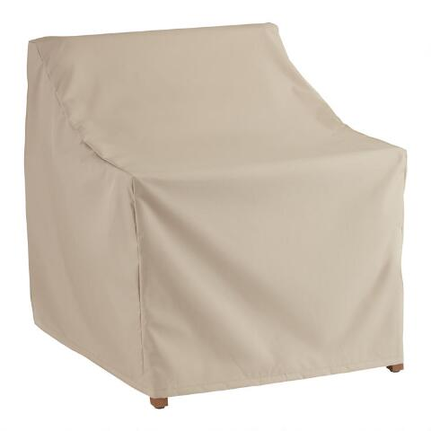 Zaragoza Outdoor Chair Cover World Market, World Market Outdoor Furniture Covers