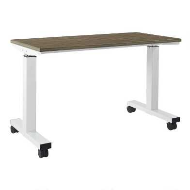 Metal Adjustable Height Mott Desk