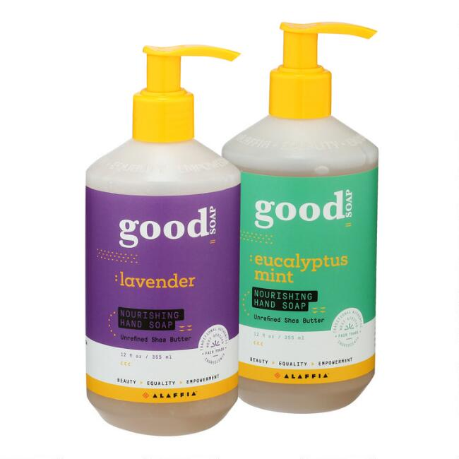 Alaffia Good Soap Liquid Hand Soap