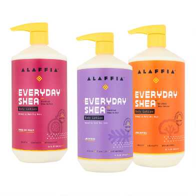Alaffia Everyday Shea Body Lotion
