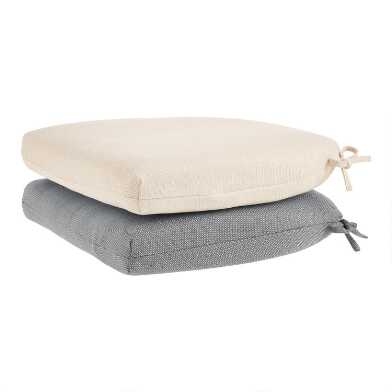 Textured Cadiz Outdoor Chair Cushion