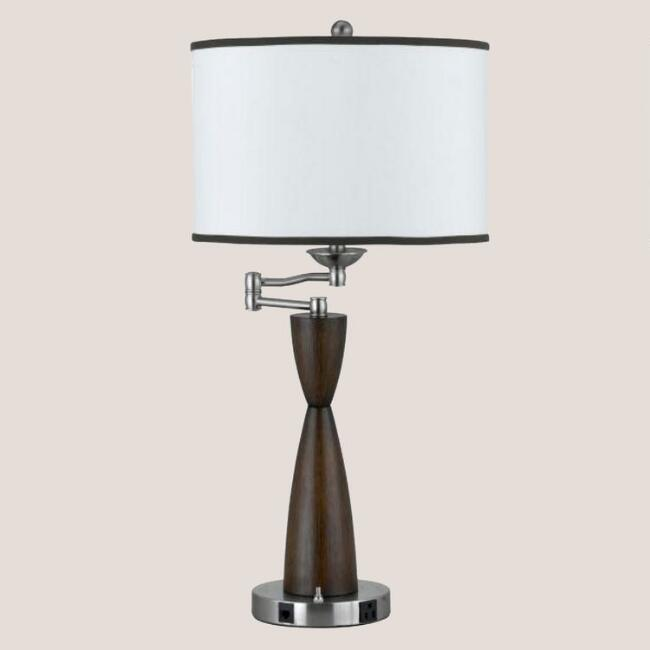 Davis Swing-Arm Table Lamp