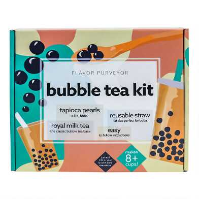 DIY Bubble Tea Kit