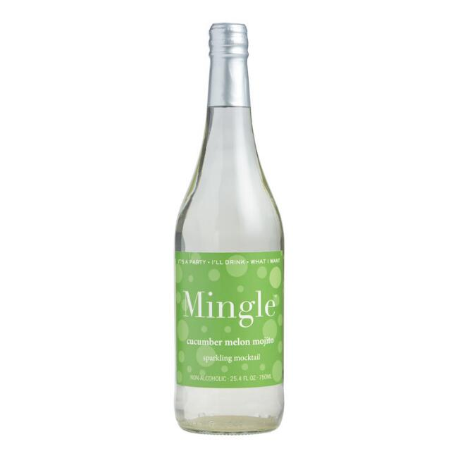 Mingle Cucumber Melon Mojito Sparkling Mocktail