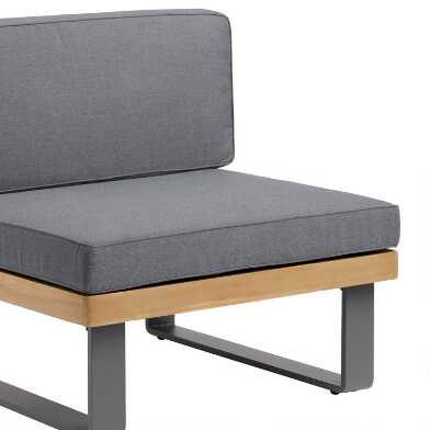Alicante II Chair Replacement Cushions 2 Piece Set