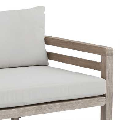 Marciana Outdoor Chair Replacement Cushions 2 Piece Set
