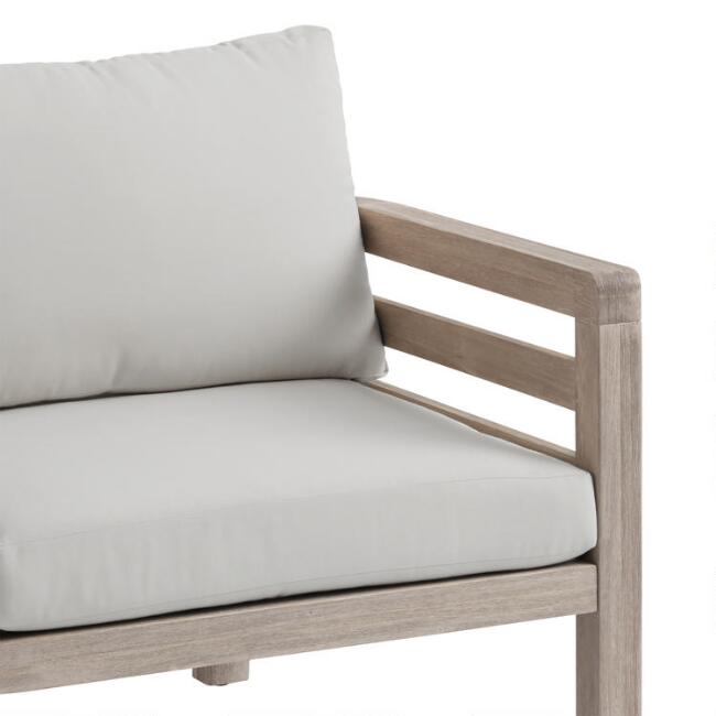 Marciana Bench Replacement Cushions 3 Piece Set
