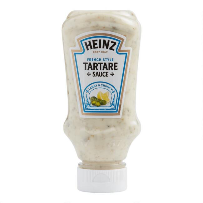 Heinz French Style Tartar Sauce Set of 2