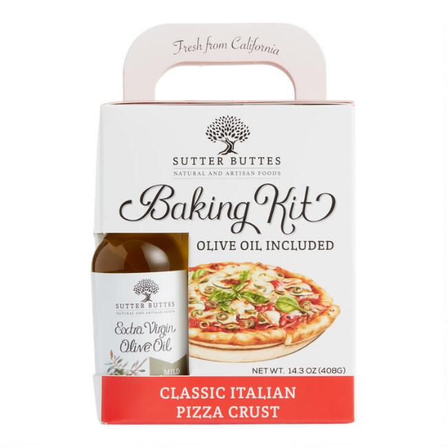 Sutter Buttes Classic Italian Pizza Crust Baking Kit