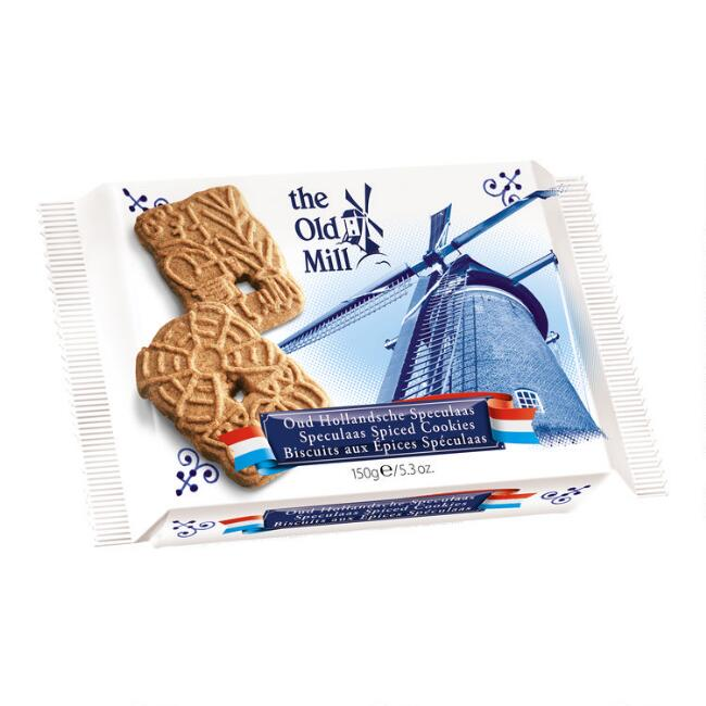 The Old Mill Speculaas Spiced Cookies