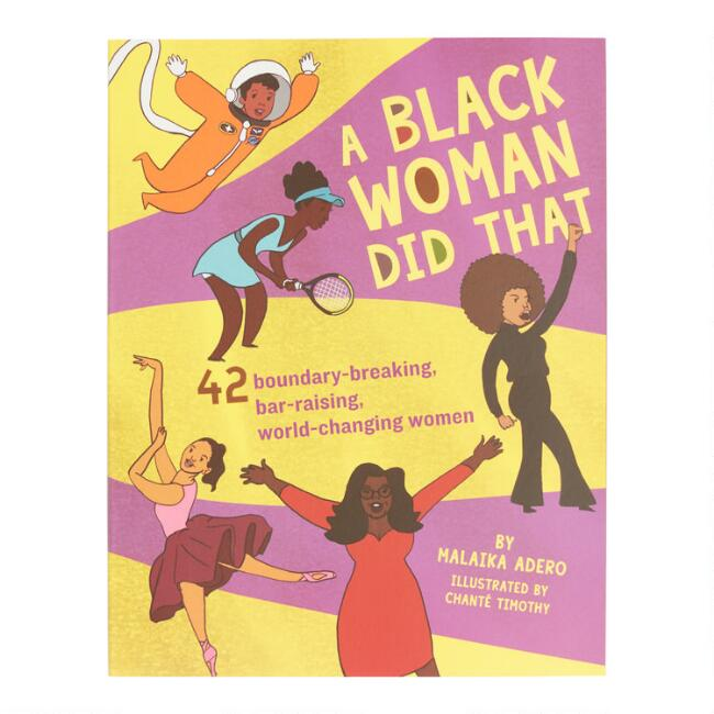 A Black Woman Did That Book