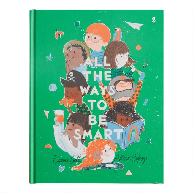 All the Ways to be Smart Book