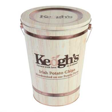 Keogh's Assorted Mini Chips Tin 18 Count