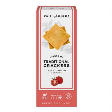 Paul and Pippa Traditional Tomato Crackers